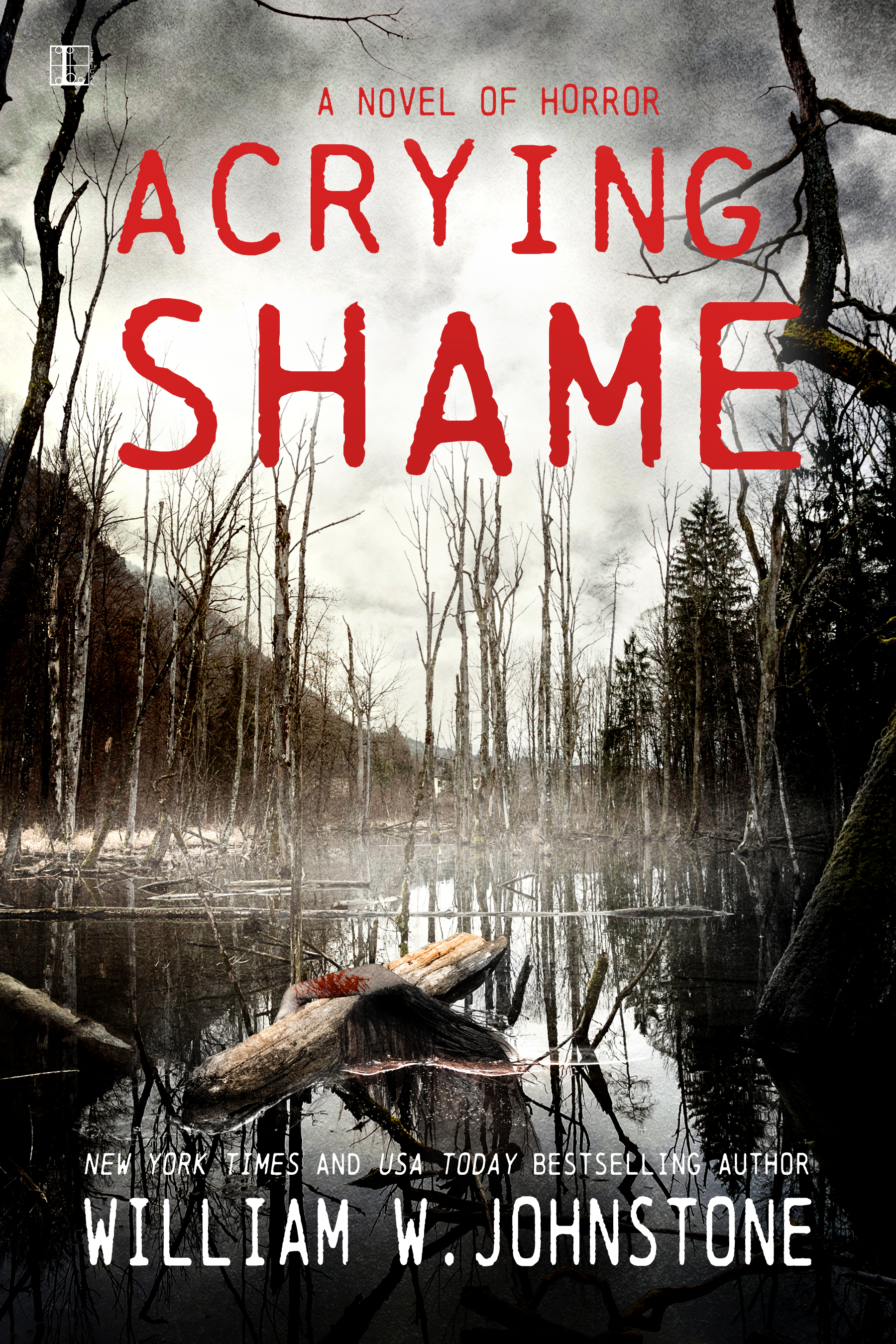 Book Cover Design Horror : A crying shame horror book cover design custom