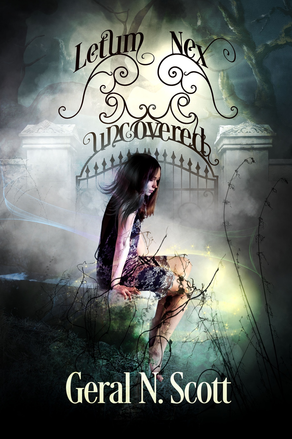 young-adult-paranormal-cover-design