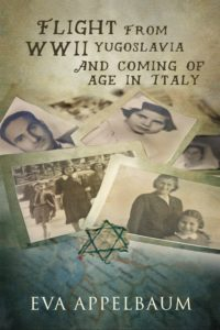 Memoir Book Cover Design :Holocaust Survivor