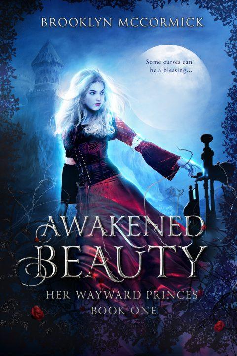 Awakened Beauty: Reverse Harem Fantasy Custom Cover