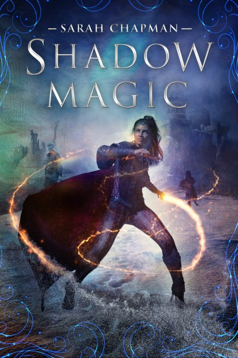 Shadow Magic: Epic Fantasy Custom Cover