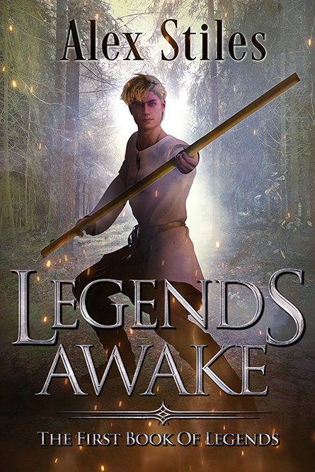 Legends Awake: Fantasy Young Adult