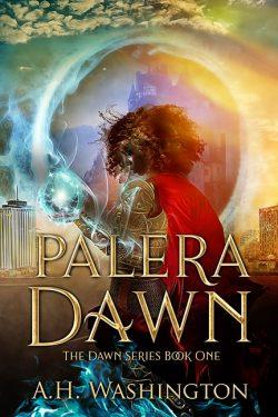 Palera Dawn (Fantasy Book Cover Design)