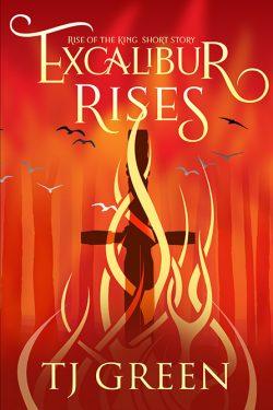 Excalibur Rising (YA Arthurian Fantasy)