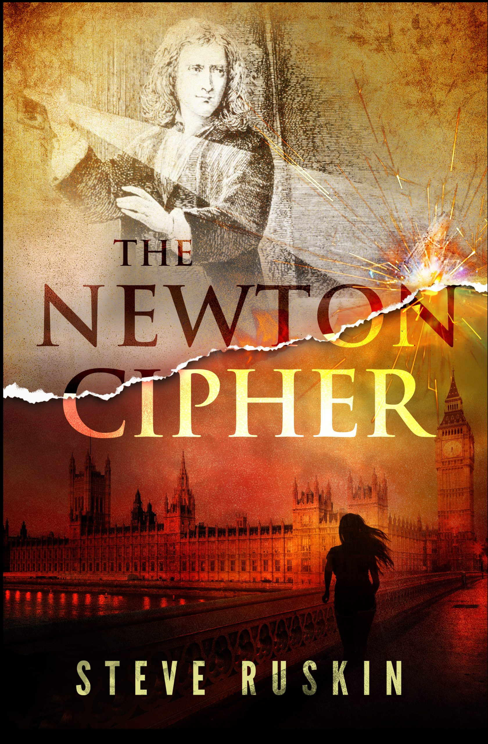 The Newton Cipher (Thriller/Mystery)