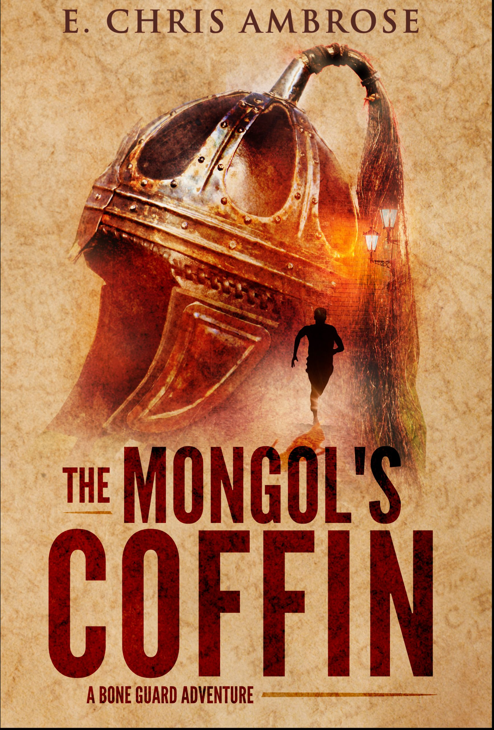 The Mongol's Coffin (Bone Guard Mystery/Thriller)
