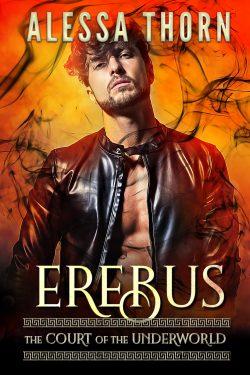Erebus: The Court of the Underworld  Paranormal Greek Gods Romance