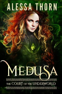 Medusa: The Court of the Underworld Paranormal  Romance
