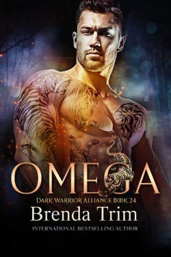 Omega (Dark Warrior Alliance Romance Series