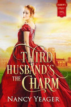 Third Husband's the Charm: Harrow's Finest Five Series