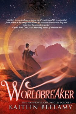 Worldbreaker (Fantasy Young Adult)